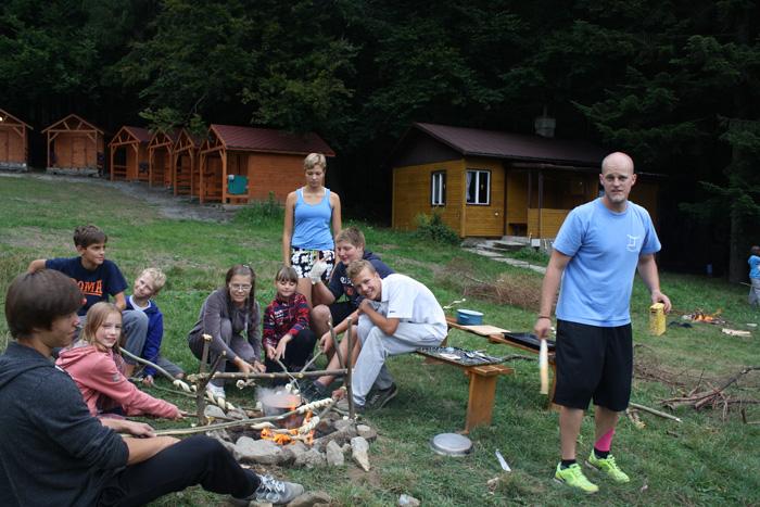 Tábor 2014 Rajnochovice