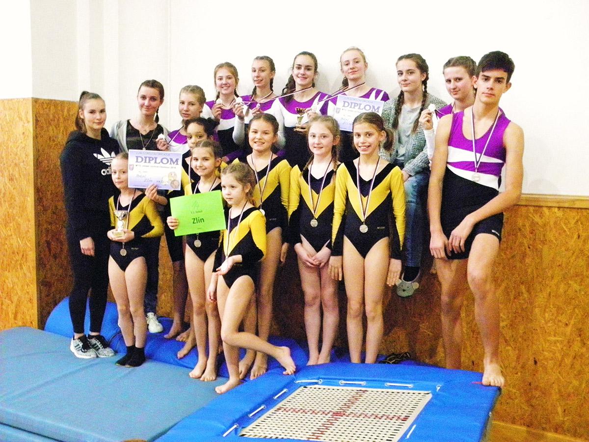 Teamgym 11.12., Olomouc